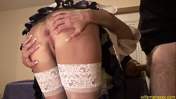 Nurse Gape mature anal whore nurse cosplay