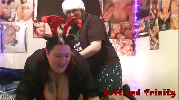 Merry XXXMas Love Buff and Trinity