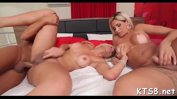 Palatable Shemale Bitch Craves For Getting Asshole Busted