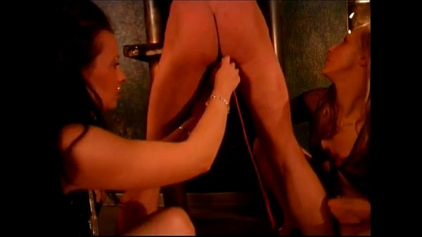 Slave getting spanked really hard