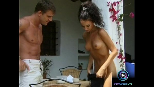 Krystal de Boor and Sandy shares a cock for the...