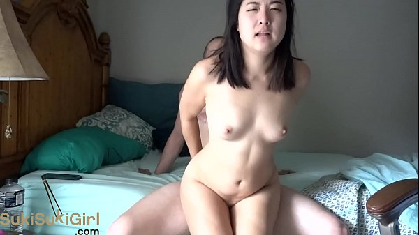 young wmaf couple sharing intense orgasm (  /  )