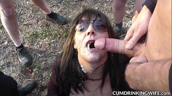 Slutwife Marion – The Queen of Cum