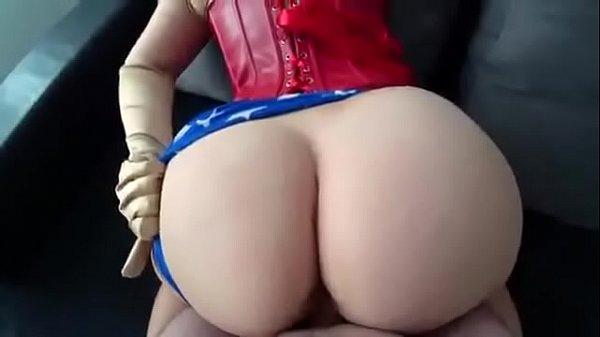 Giant Butt Wonder Woman