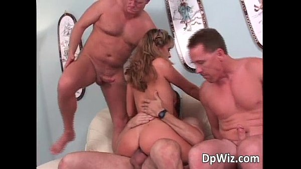 Hot milf tries to satisfy some guys Thumb