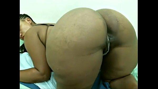 Толстая попка лисбиянки