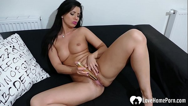 Secretary puts on a show with a toy