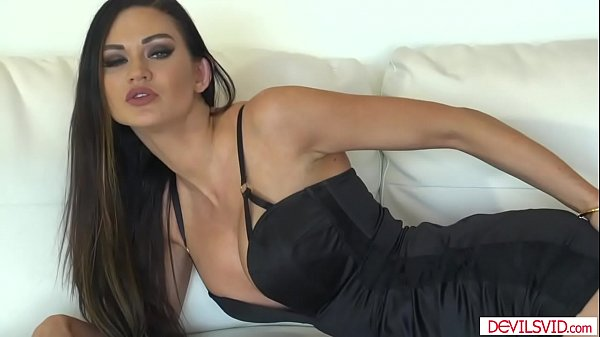 Busty babe pounded hard from behind