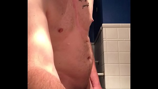 Logan strokes cock and gives a tour of his body and gaping ass!!!