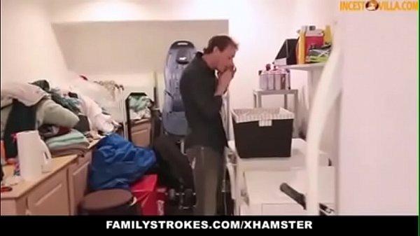 Отчим извращенец порно