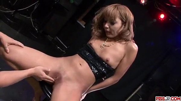 Kyoko tries cock all the way into her peachy vagina