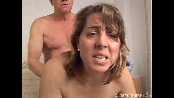 amateur older women anal fun