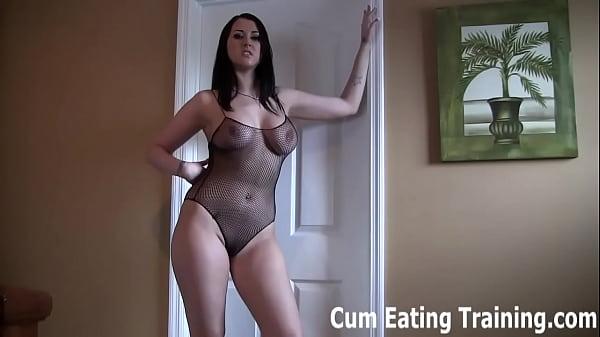 I'll make you into a cum eating sissy slut Thumb