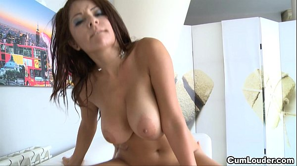 Mature Susana Alcalá got her pretty face cummed on