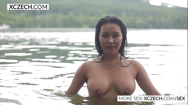 Beautiful asian water nymph making erotic swimming - XCZECH.COM Thumb