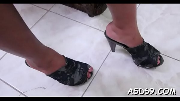 Asian wench enjoys taking a ride on cock after sucking it Thumb
