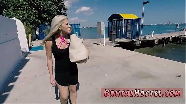 Hardcore Rauh Anal Gangbang