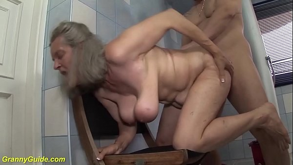 ugly busty 83 years old mom rough fucked Thumb
