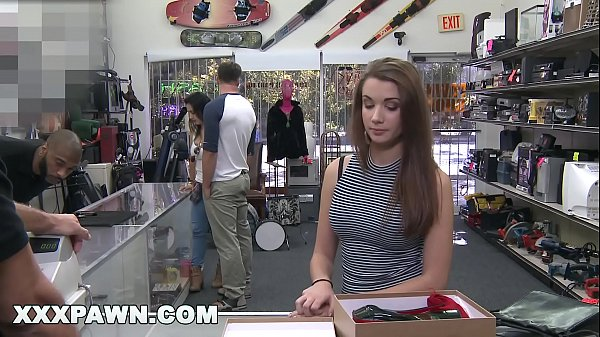 Hot Teen Fucked By Pawn Guy For Cash Money