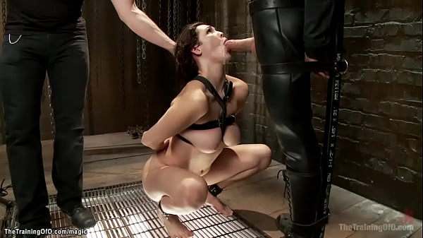 Trainee whipped and mouth fucked Thumb