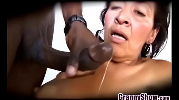 Latina granny fucked