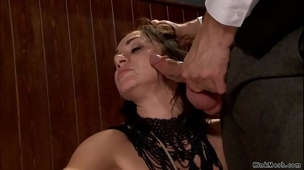 Debt collector bound and fucked MILF Thumb