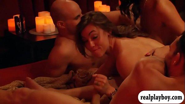 Порно свингеры плэйбой