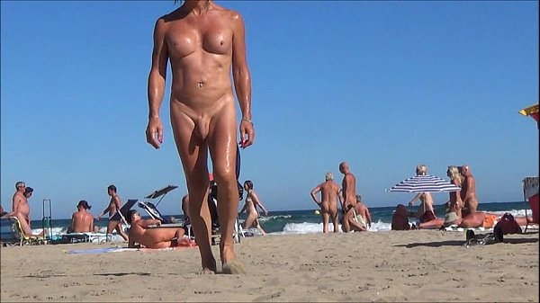 nude shemale Family beach
