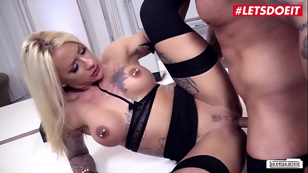LETSDOEIT - Boss MILF Tease Her Janitor And Fucks With Him At The Office (Fit XXX Sandy & Mr. White)