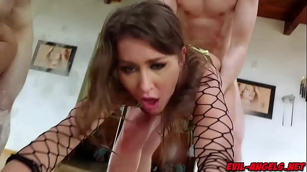 Paige Owens eats pussy and rims Angel Longs ass...