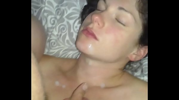 Wife squirting her milk all over husbands cock Thumb