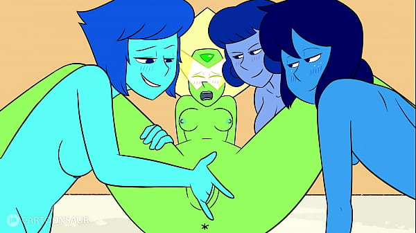 Peridot's Botany Class (Steven Universe)