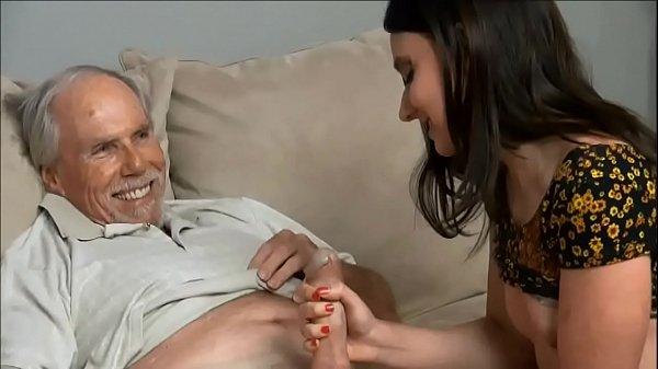 Grandpa Fucking His Granddaughter Thumb