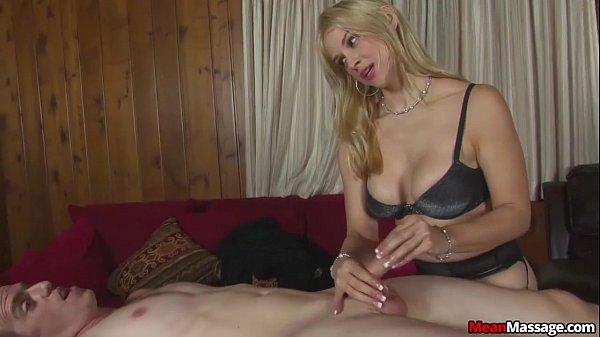 Sexy Blonde Masseuse  Thumb