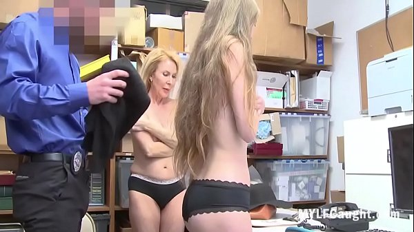 Shoplifter Mom And Daughter Fucked By Corrupt Cop- Erica lauren, Samantha Hayes