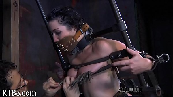 Restrained angel is punished Thumb