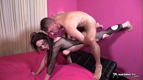 Sexy slut Tina Kay gets drilled hard by Mr.Hardcore