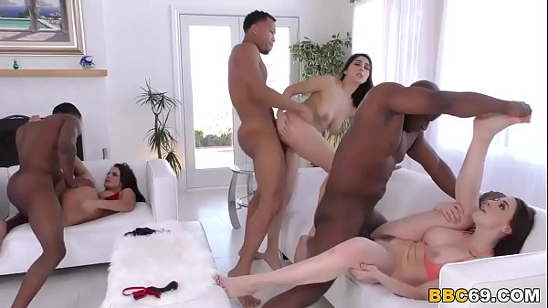 Chanel Preston, Keisha Grey, Valentina Nappi - Interracial