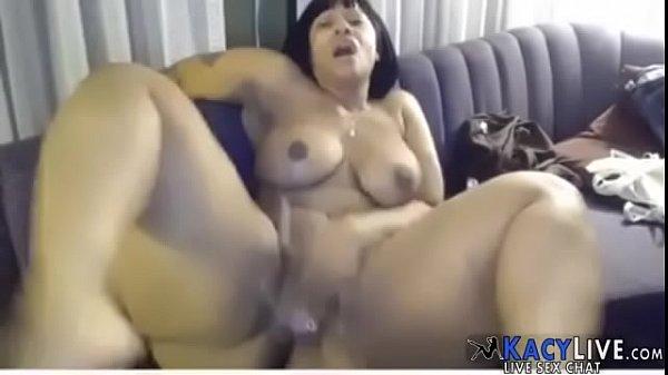 Big BBW Ebony Booty- KacyLive.com Thumb
