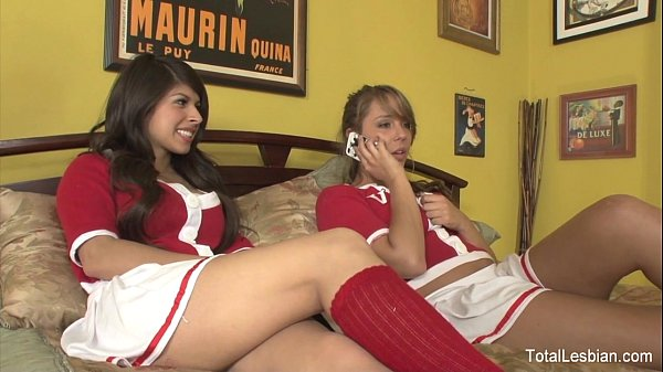 Hot Schoolgirl Threesome