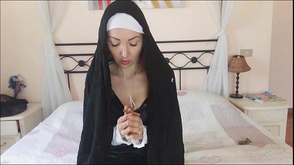 the nun wants cock
