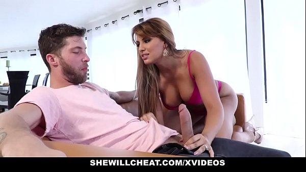 SheWillCheat - Hot Latina Milf Rammed By Boytoy Thumb