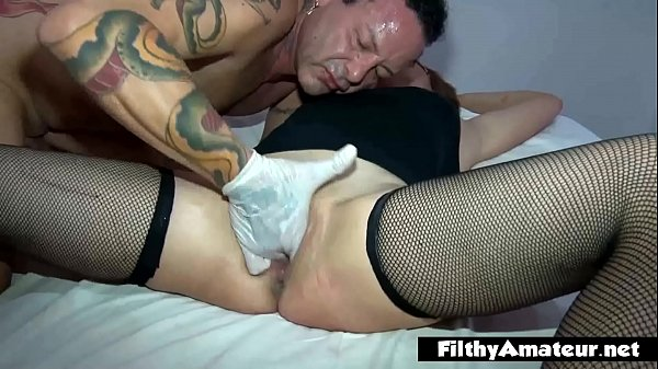 Tiziana humiliated, fucked and whipped