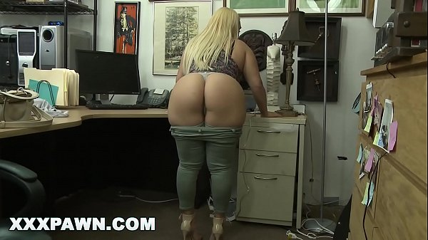 XXXPAWN - Thick Babe Nina Kayy Makes That Pawn Shop Money, Honey! (xp14882)