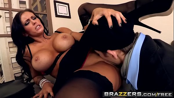 Brazzers - Shes Gonna Squirt - Fuck My Heaving Bosoms scene starring Jenna Presley and Erik Everhard