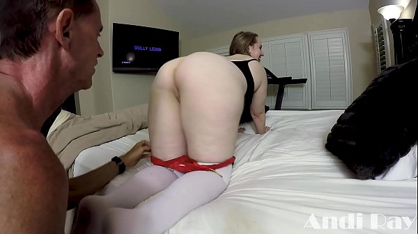 THICK BLONDE PAWG FUCKS AND RIMS MAN WHO COULD BE HER DAD PT. 1 Thumb