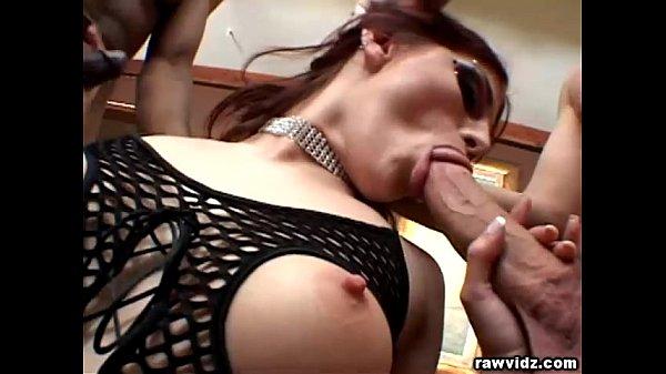 Tammie Ryden hardcore threesome fuck Thumb