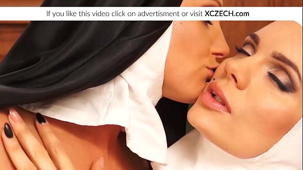 Catholic nuns enjoying lesbian sex