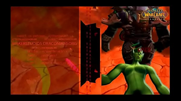 Hentai/Anime World of Warcraft Classic The Orcs
