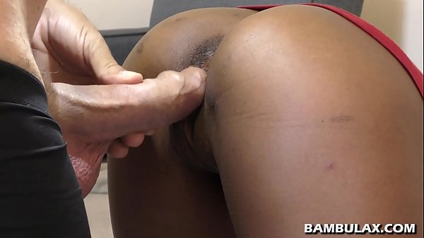 Young ebony butt fucked and cum inside Thumb